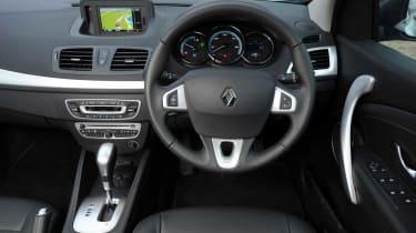Renault Fluence Z.E. interior