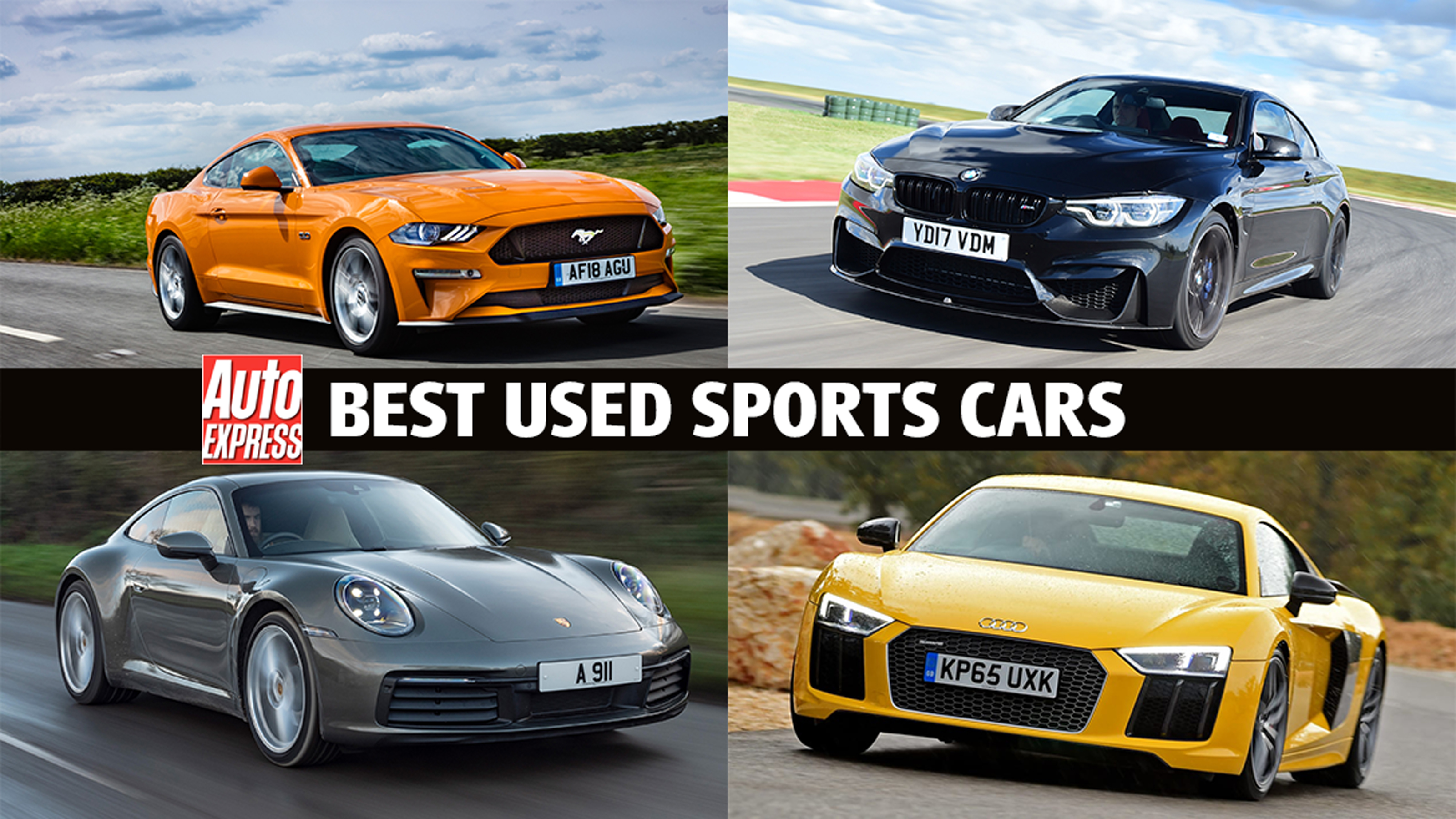 Best Used Sports Cars 2021 Auto Express