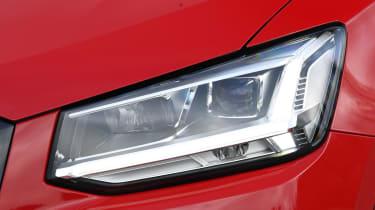 Audi SQ2 - headlight
