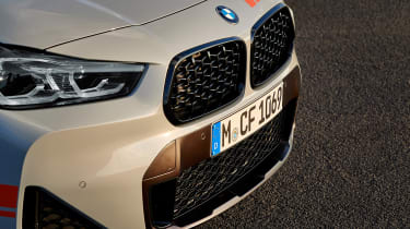 BMW X2 M Mesh Edition - grille