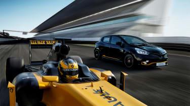 Renault Clio R.S.18 - F1