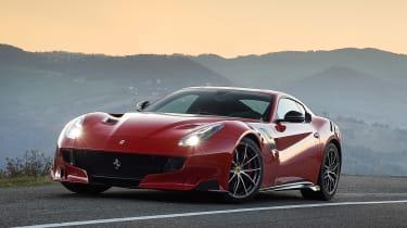 Ferrari F12tdf static