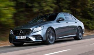 Mercedes-AMG E 53 - front
