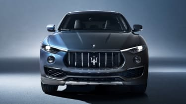 Maserati Levante Hybrid - full front studio