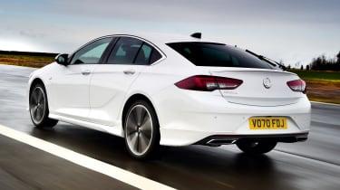 Vauxhall Insignia 1.5 diesel - rear