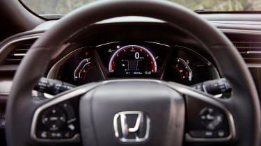 Honda Civic 2017 EU - instruments