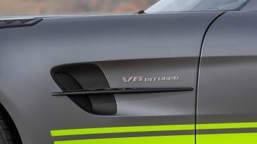 Mercedes-AMG GT R Pro - side detail