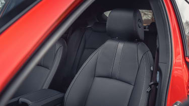 Honda Civic automatic hatch