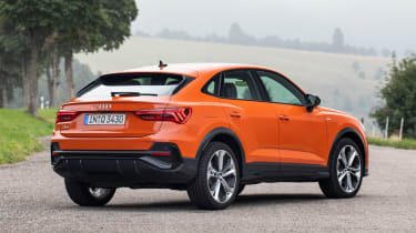 Audi Q3 Sportback - rear static