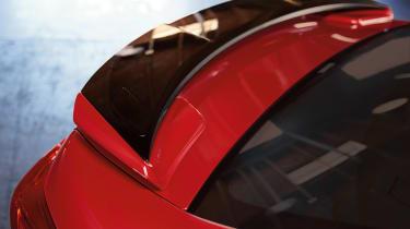 Subaru Impreza - rear detail