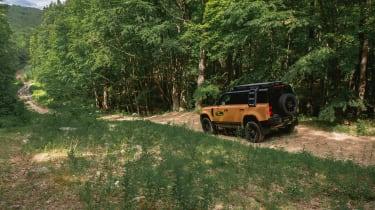 Land Rover Defender Camel Trophy Edition -