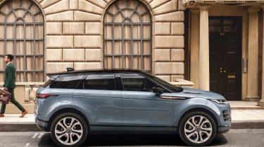 New Range Rover Evoque - side static