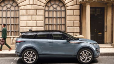New Range Rover Evoque - side static