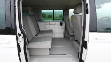 Volkswagen California Edition - interior