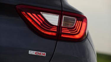 Kia Stonic - tail light