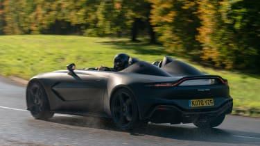 Aston Martin V12 Speedster - rear