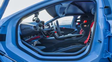 Hyundai RN30 Concept - interior 2