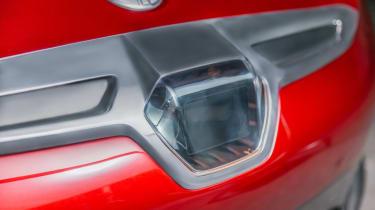 Fisker EMotion - front close-up