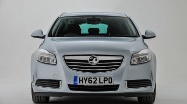 Used Vauxhall Insignia Sports Tourer - full front