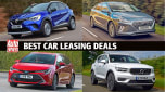 Best car leasing deals - header