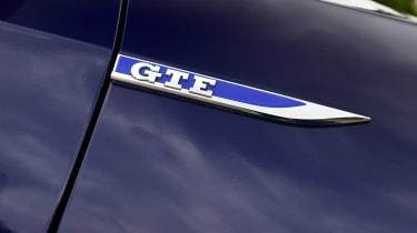 Volkswagen Golf GTE - GTE badge