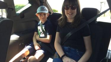 SEAT Tarraco long-termer - third report rear seats