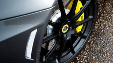Lotus Evora 410 - wheel detail