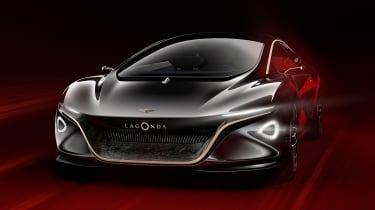 Aston Martin Lagonda Vision concept - full front