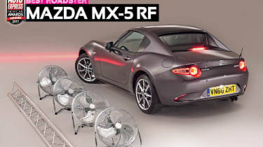 Roadster of the Year 2017 - Mazda MX-5 RF