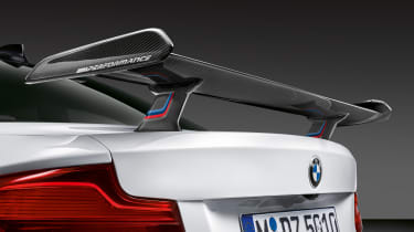 BMW M2 Competition Performance Parts - spoiler