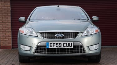 Used Ford Mondeo - full front
