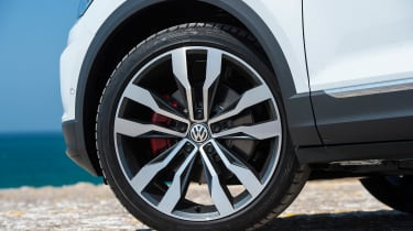Volkswagen T-Roc - wheel