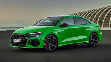 Audi RS 3 Saloon - front static