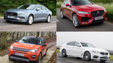 Best cars for under £40k