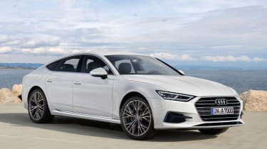 Audi A7 exclusive image
