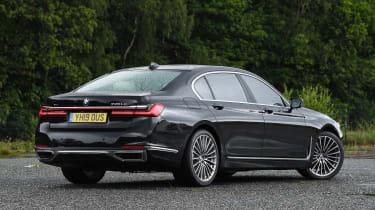 BMW 7 Series - rear static