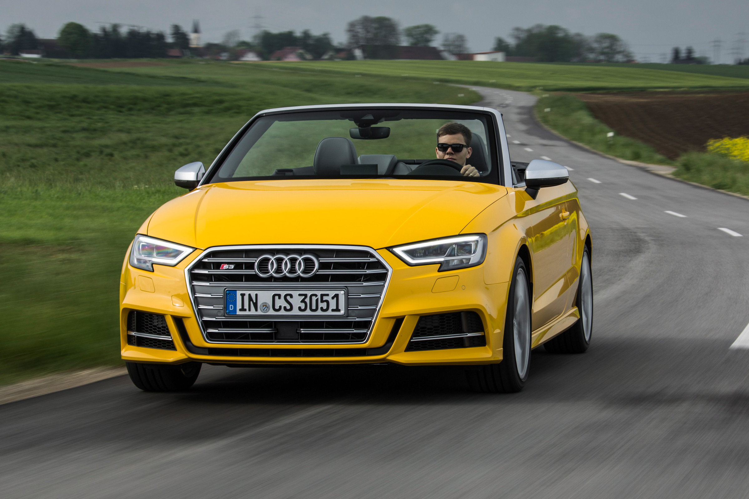New Audi S3 Cabriolet 2016 Review Auto Express