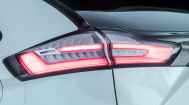 Ford Edge - rear light