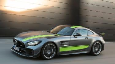Mercedes-AMG GT R Pro - front/side