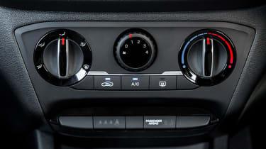 Hyundai i20 Active 2016 - air conditioning