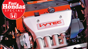 Honda tech innovations - VTEC