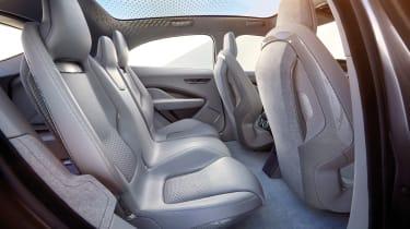 Jaguar I-Pace - studio rear seats