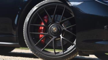 Porsche 911 Targa GTS - wheel