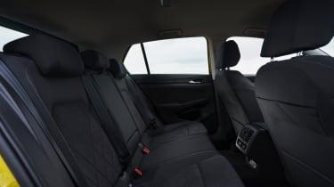 Volkswagen Golf eTSI drive - rear seats