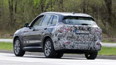 BMW iX3 facelift - rear