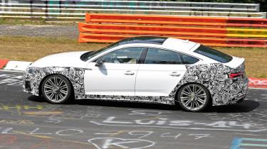 Audi S5 Sportback - spyshot 4