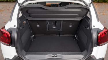 Citroen C3 Aircross - boot