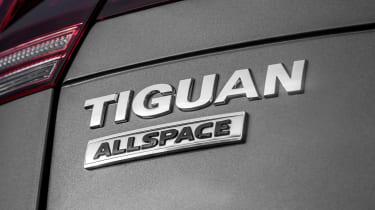 Volkswagen Tiguan Allspace - badge