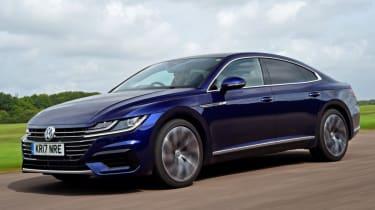 Safest cars for sale in the UK - Volkswagen Arteon