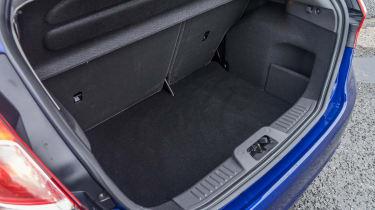 Ford Fiesta - boot